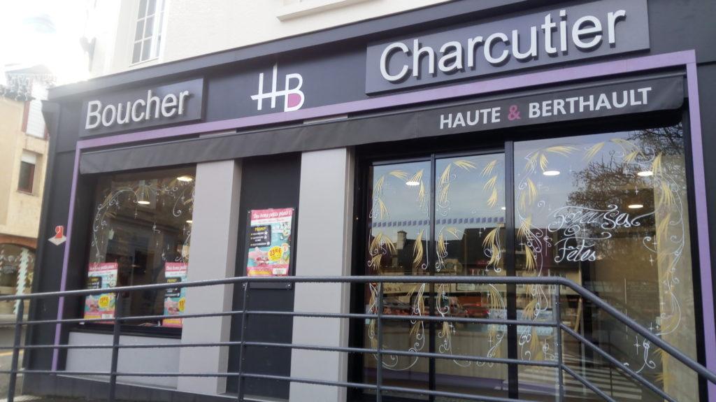 Boucherie Haute-Berthault