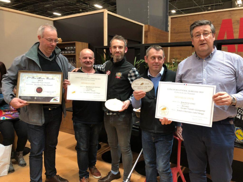 Médaille d'Or - Concours Général Agricole 2019 - Salon de l'Agriculture (2)